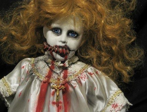 Çocukların Oynamaması Gereken 26 Korkunç Oyuncak Bebek ...
