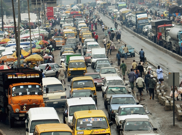 traffic jam in lagos state essay
